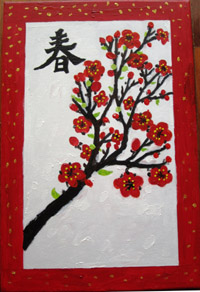 Zhiwan's painting