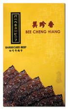 Bee Cheng Hiang Products - Sliced Beef 480g