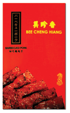Bee Cheng Hiang Products - Sliced Pork 480g