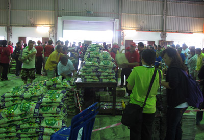 Malaysia Flood Relief Mission 2013