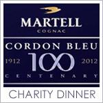 Martell Charity Dinner
