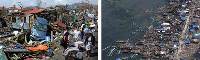 Philippines Typhoon Relief Mission