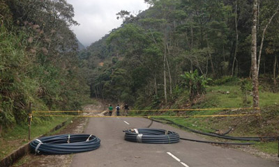 Sabah Ranau 5.9 Magnitude Earthquake